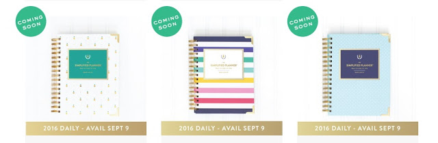 How to find your perfect planner! Emily Ley Simplified Planners