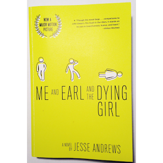 Mid June Book Reviews! Me and Earl and the Dying Girl