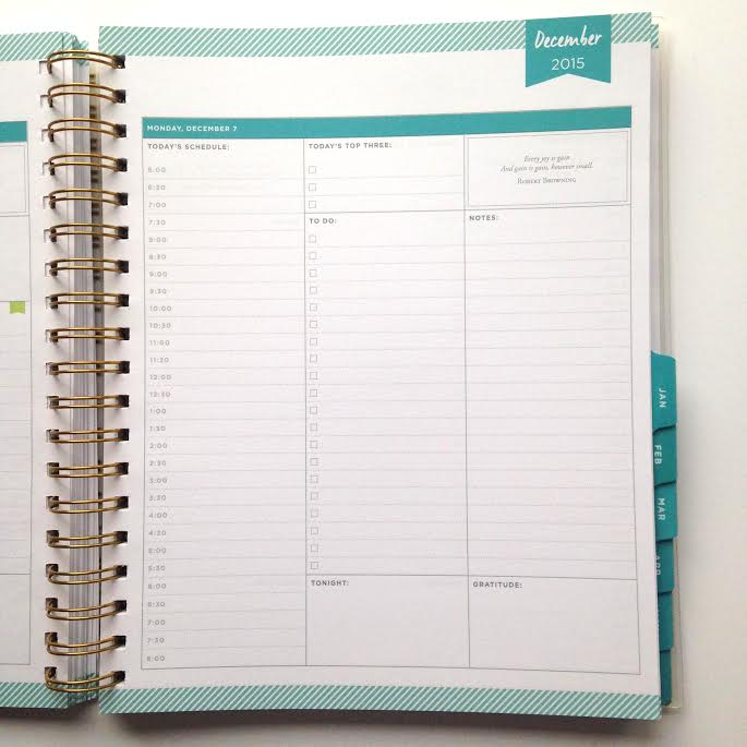 image regarding Day Designer Planners identified as Working day Designer Blue Sky Model + GIVEAWAY Kayla Weblogs