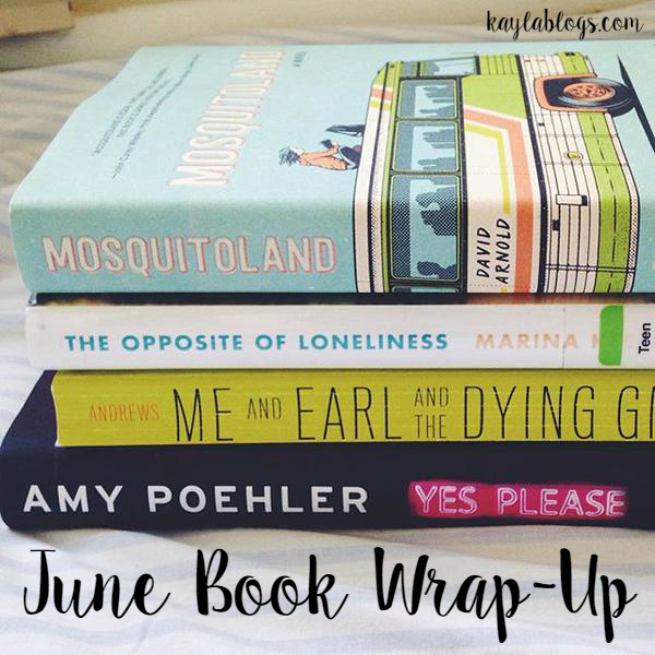 June Book Wrap-Up!