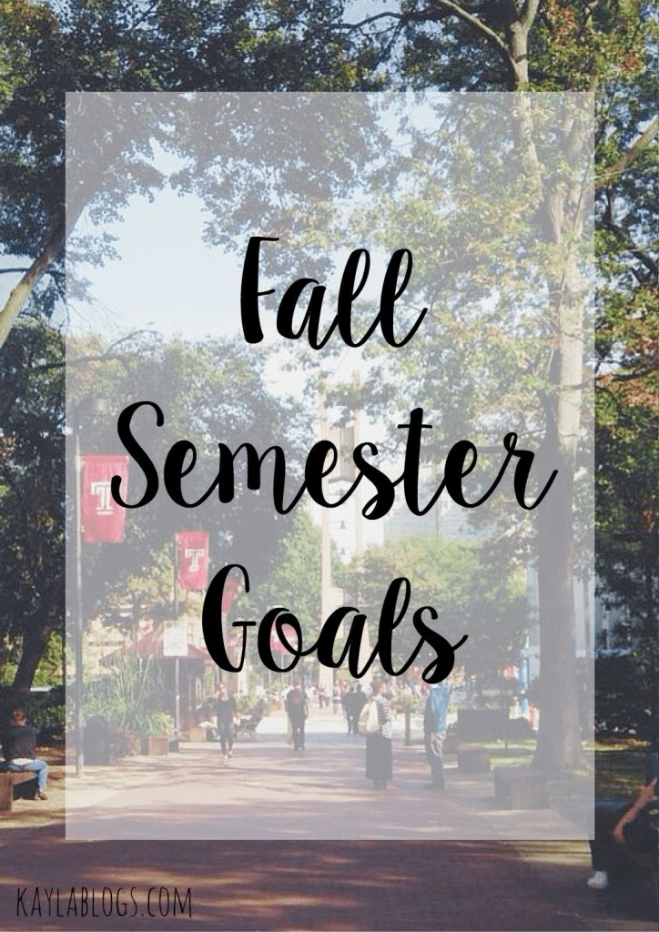 Spring semester dates