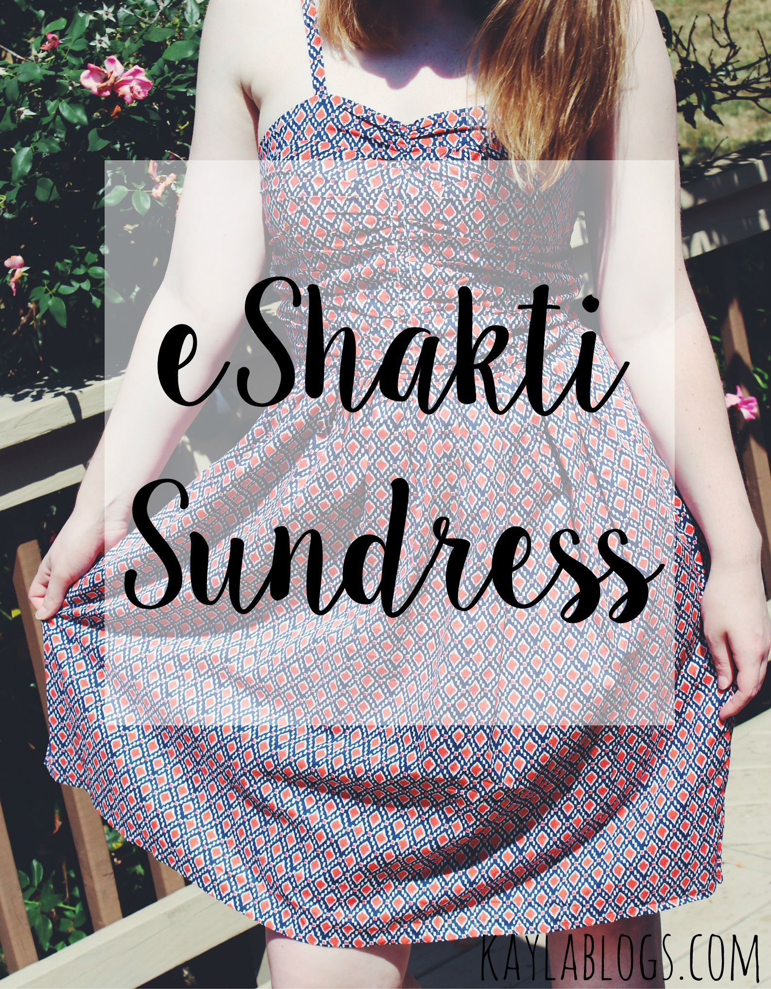 eShakti Sundress