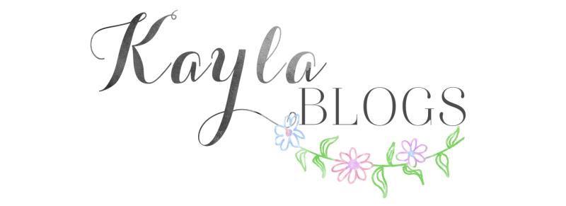 Kayla Blogs - a college lifestyle blog