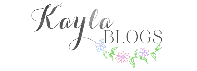 Kayla Blogs