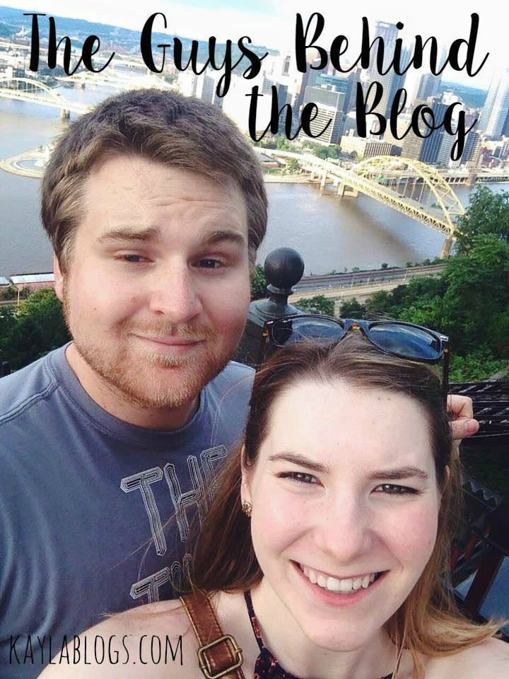 Guys Behind the Blog: May Edition