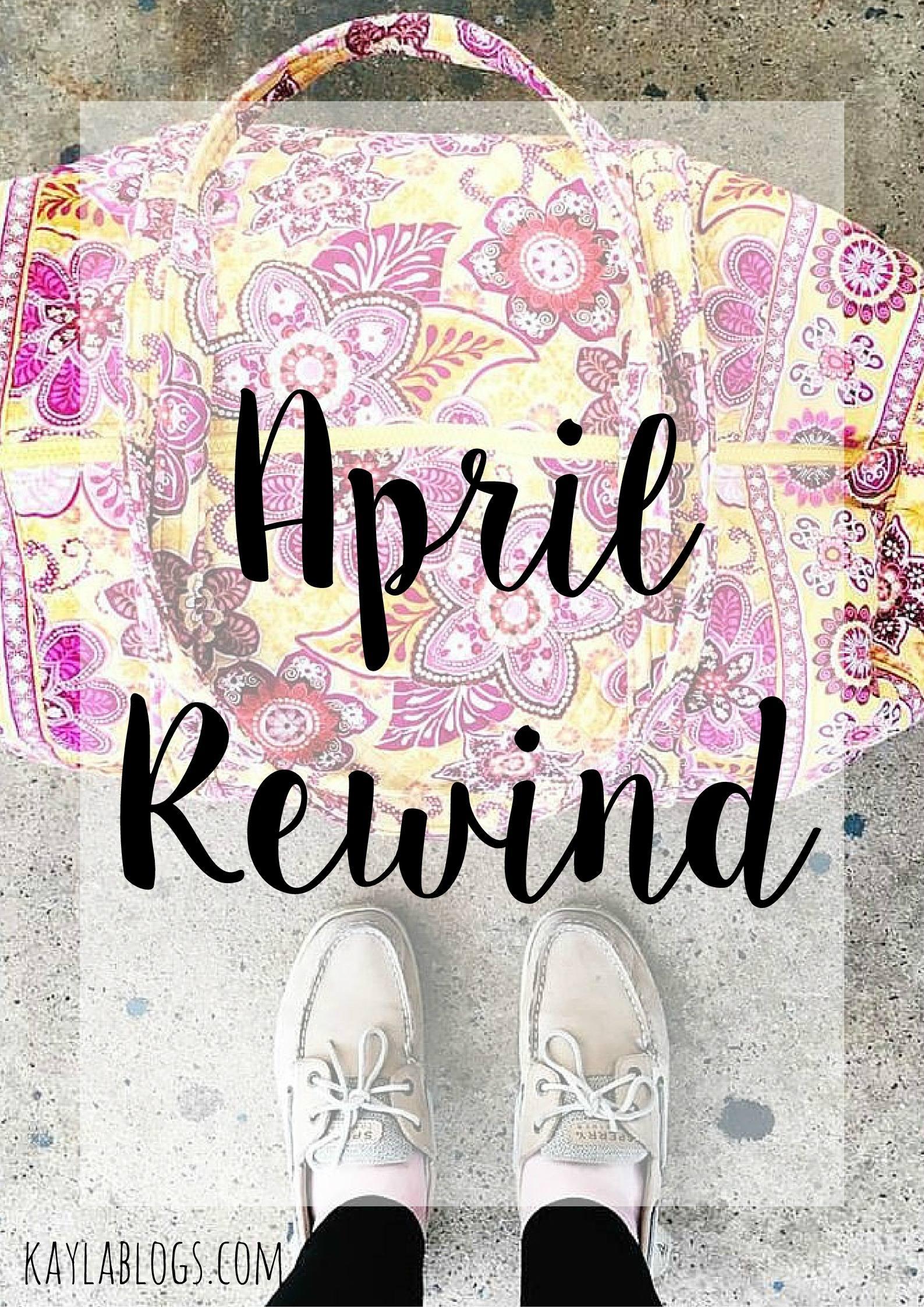 april rewind