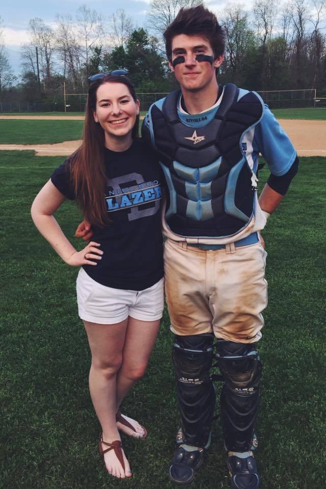 Brendan Rivoli Daniel Boone Baseball