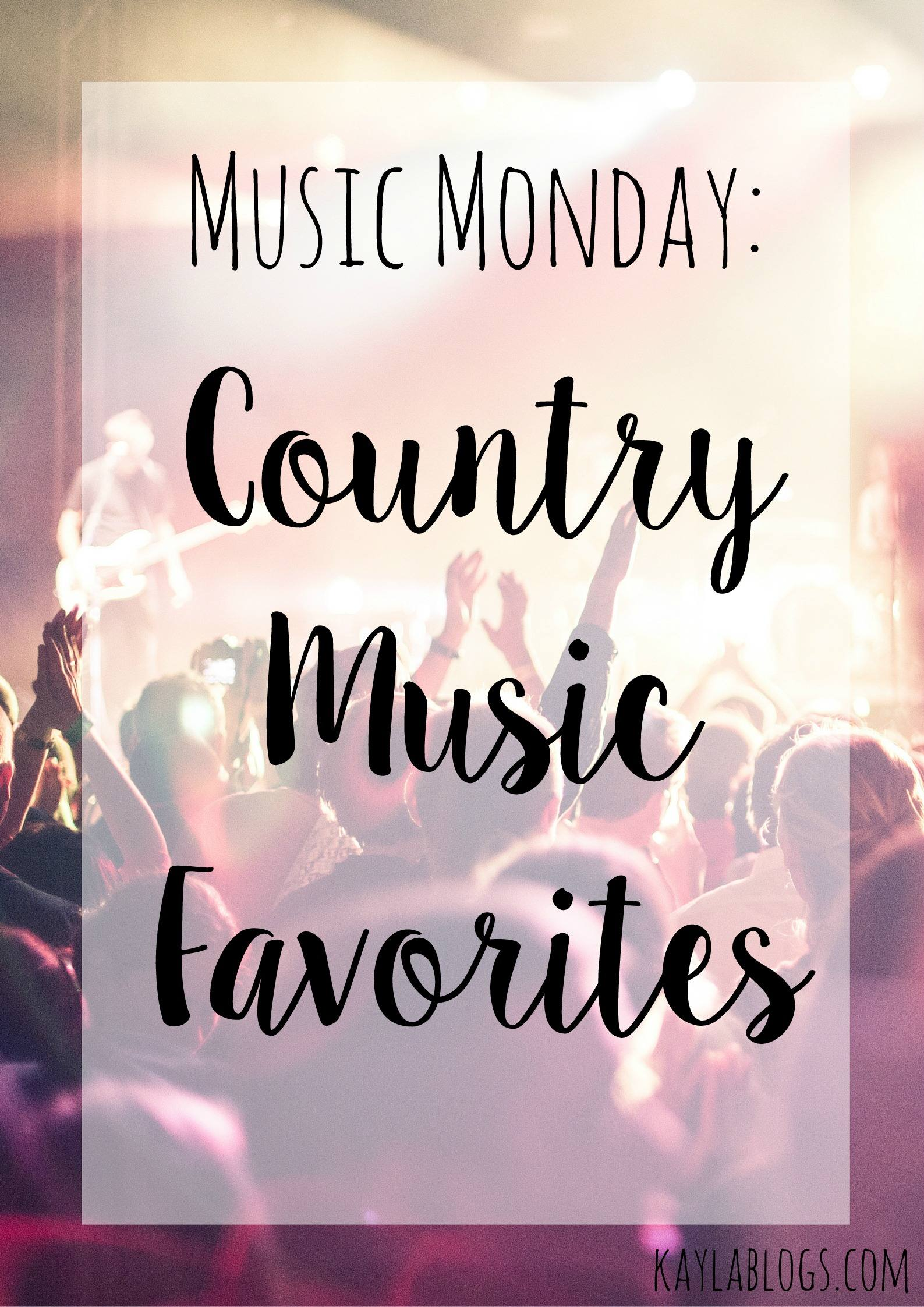 music monday country music