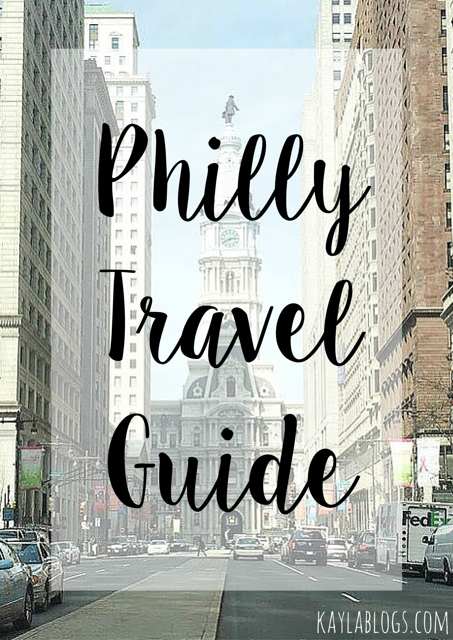 Philly Travel Guide