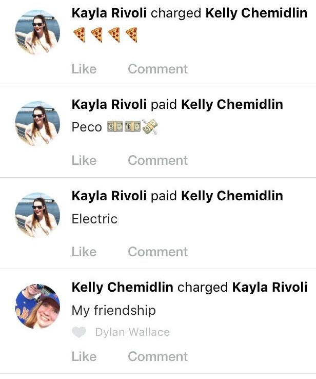 apps for roommates venmo