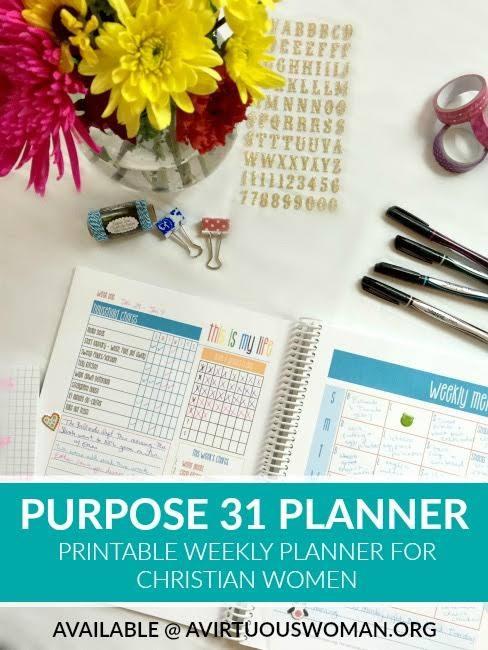 purpose 31 planner