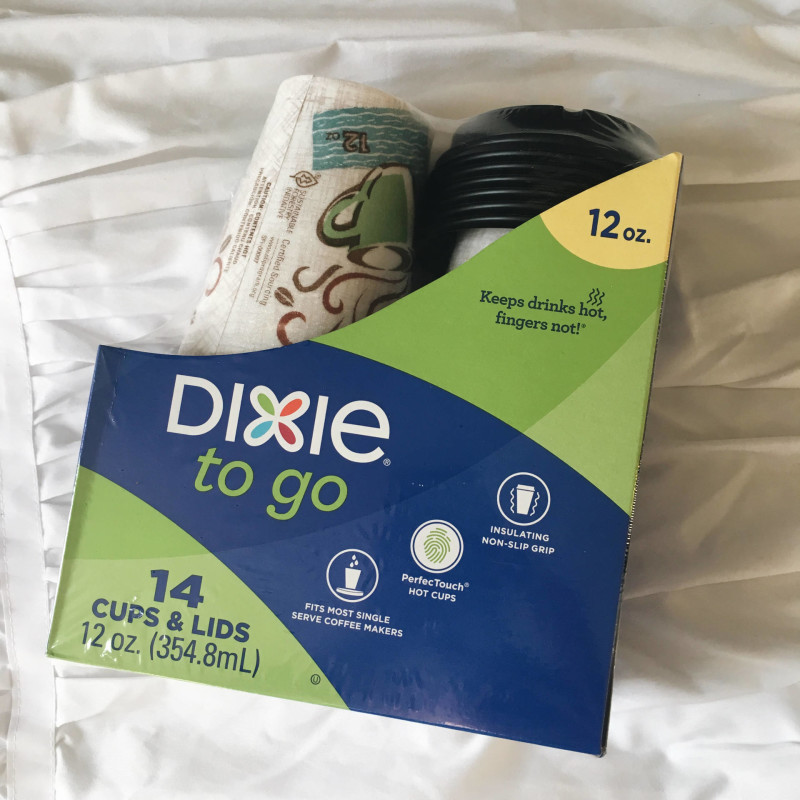 Tips for a Productive Morning (featuring Dixie® To Go!)