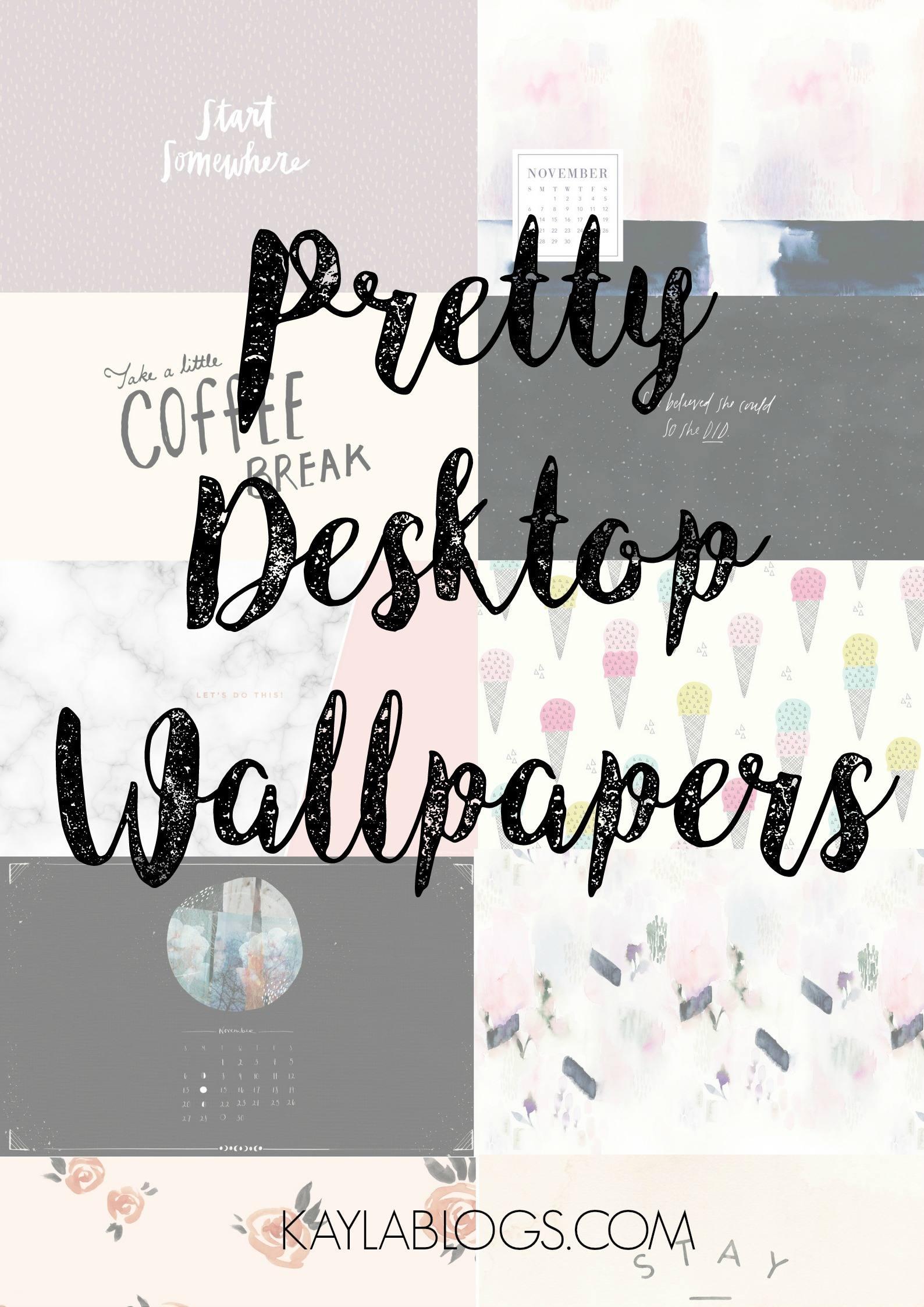 Fav Websites for Pretty Desktop Wallpapers