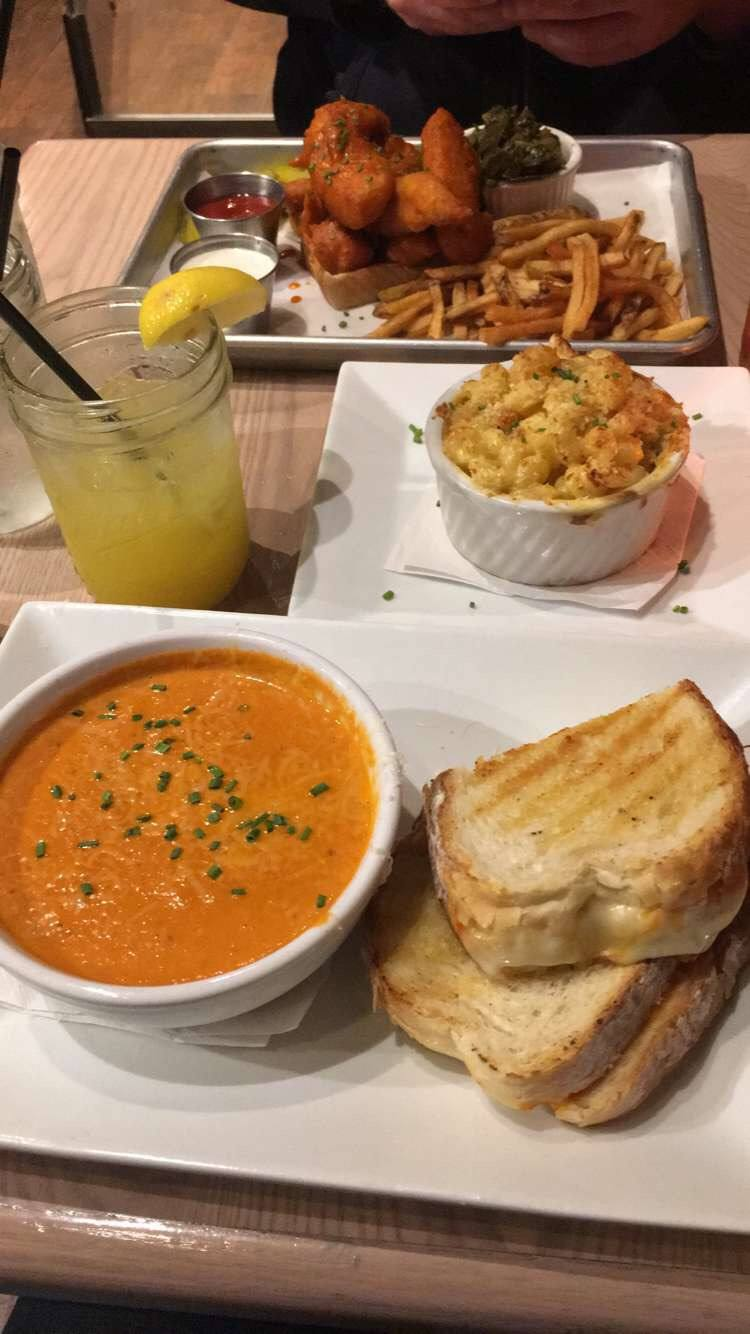 the stillery food
