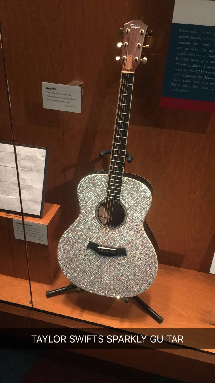 country music hall of fame museum
