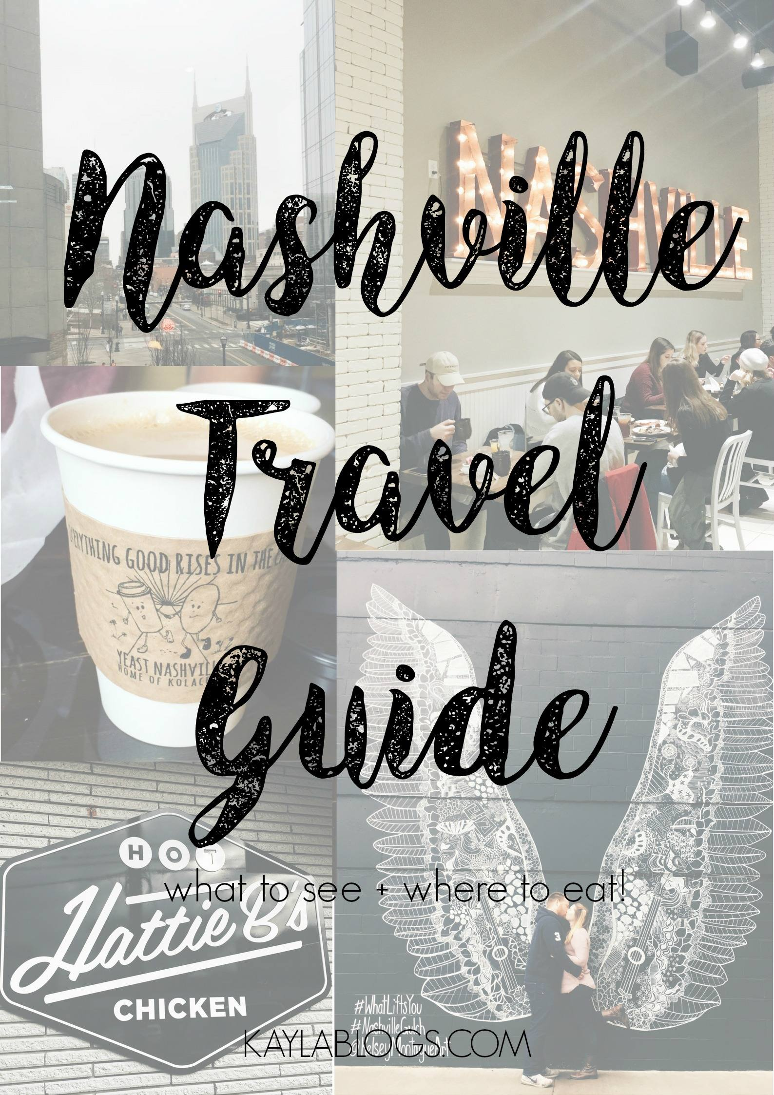 Where to Eat and What to See in Nashville