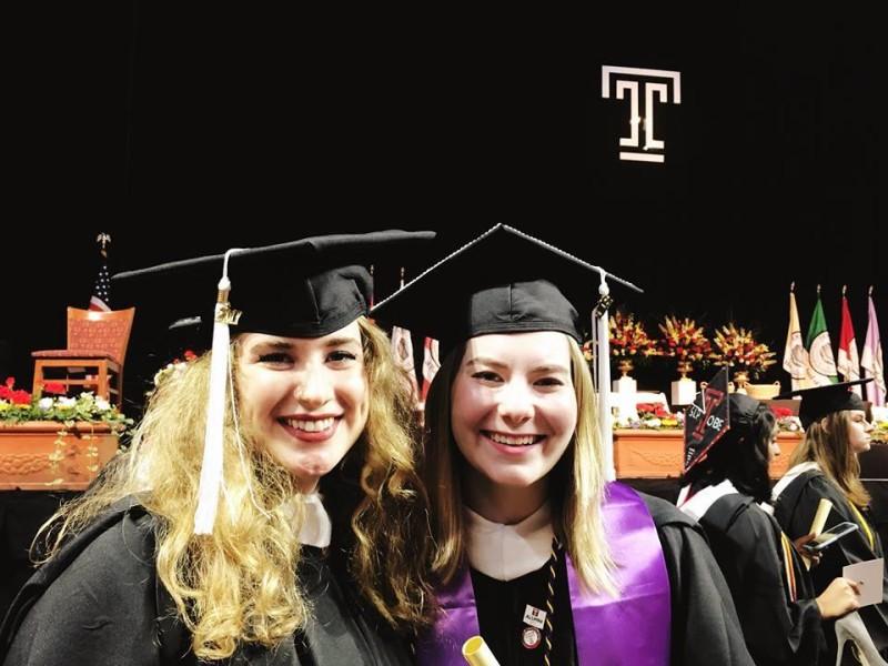 Temple university graduation
