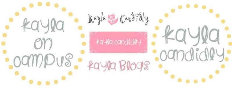 kayla blogs old logos
