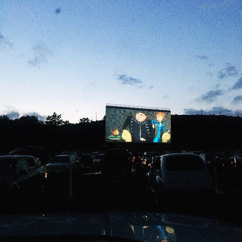 circle drive in dickson city pa