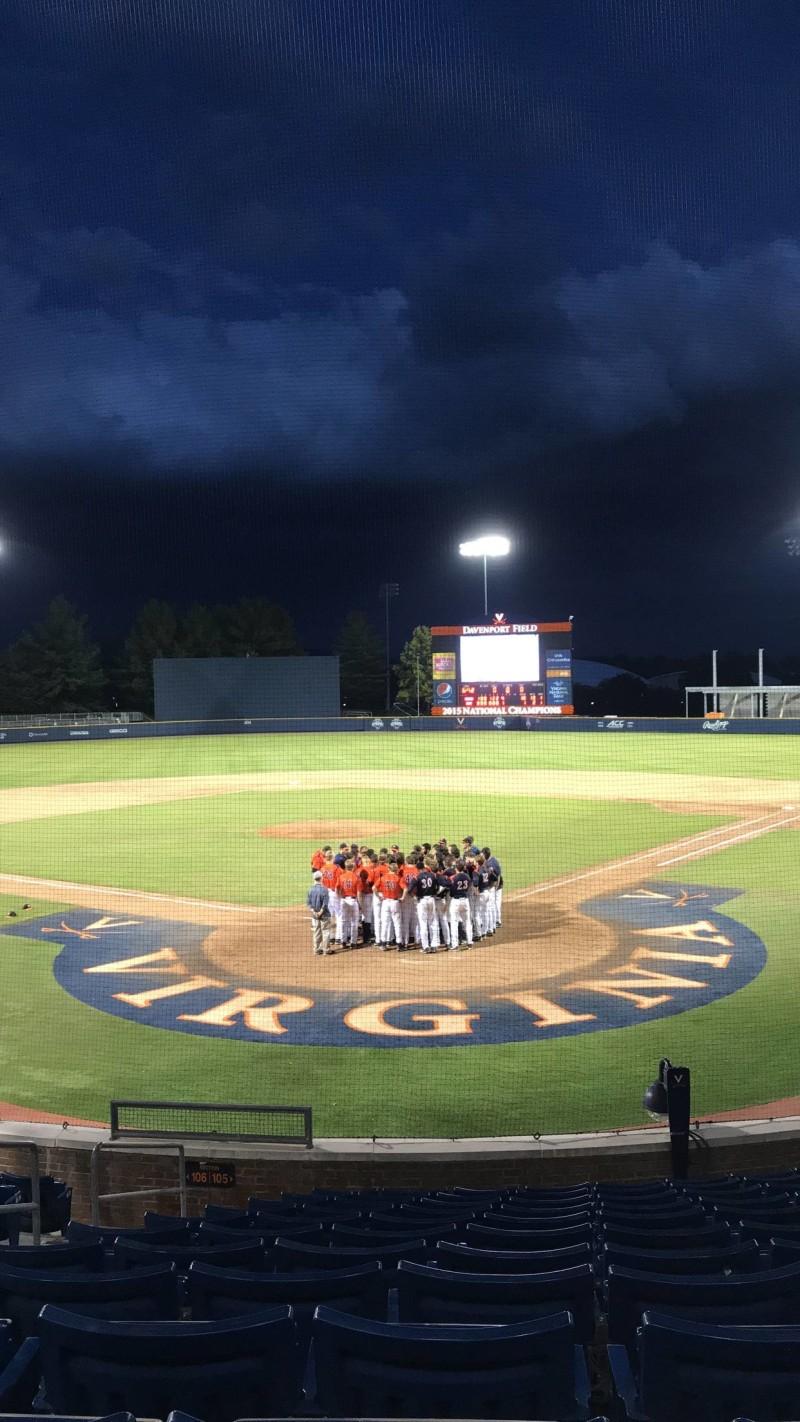UVA baseball